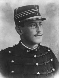 10. Portret Alfred Dreyfus