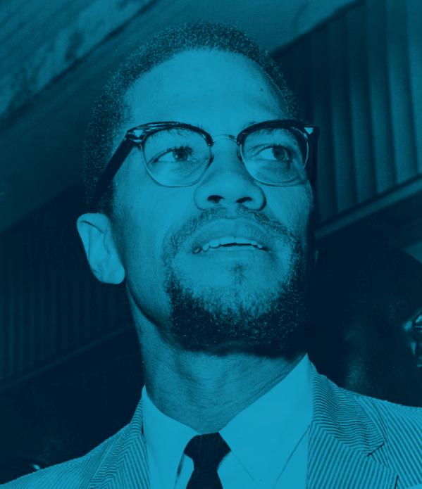 Malcolm X. Foto NYWTS