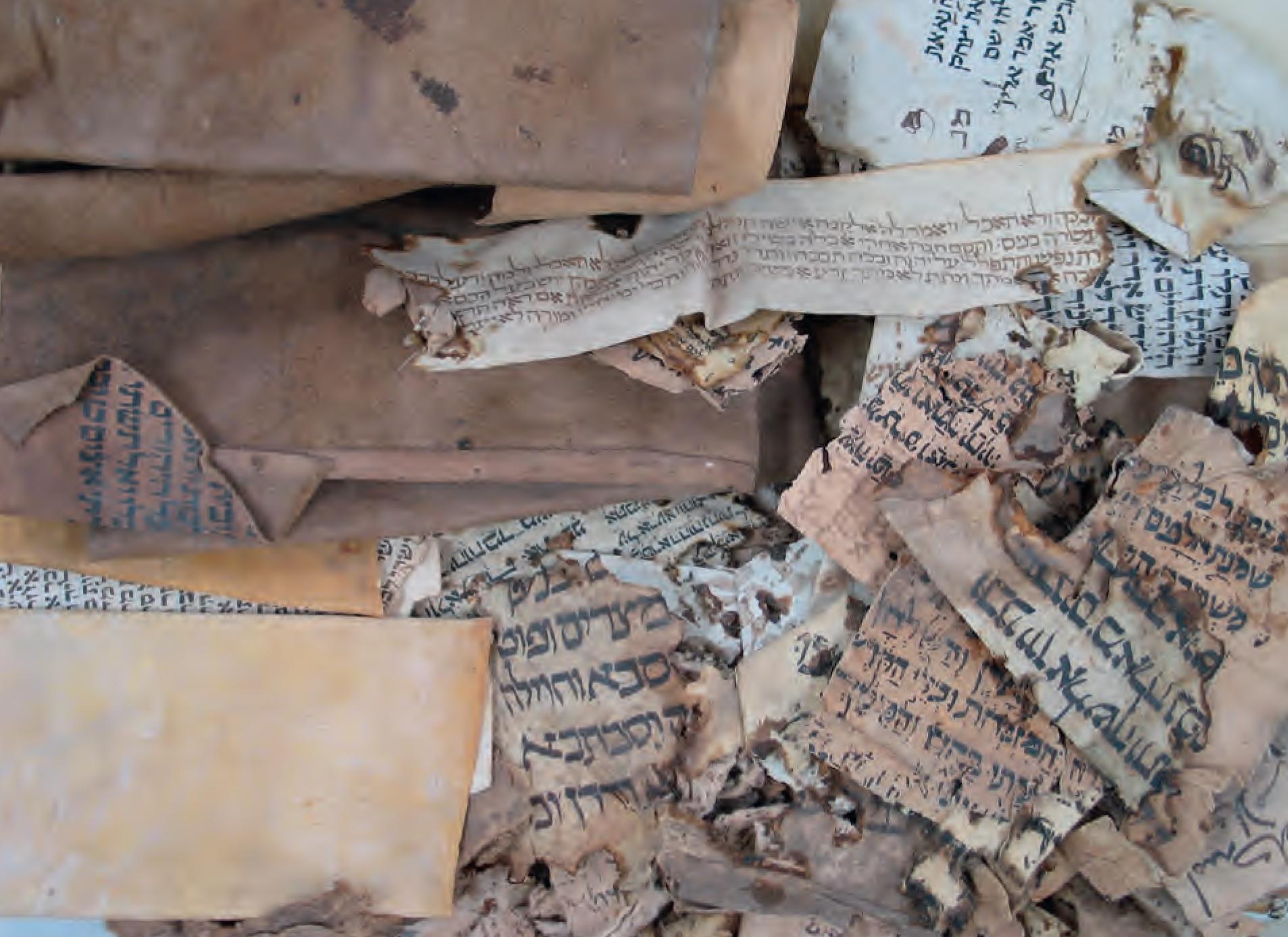 Tussen de ienduizenden handschriften die in 1896 opdoken in de Geniza van een synagoge in Caïro werden ook fragmenten gevonden van de 10e-eeuwse rabbijn Sa'adja Ga'on.
