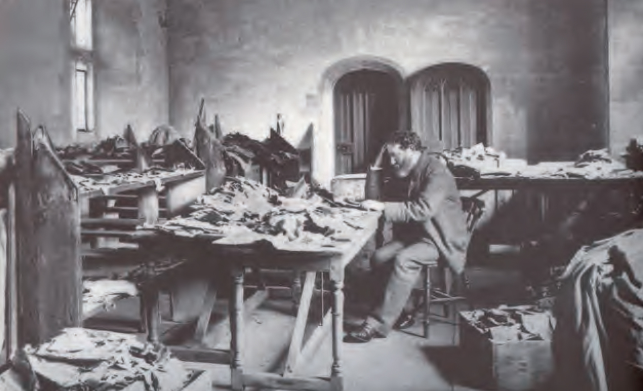 Solomon Schechter, de ontdekker van de Geniza in Caïro. Foto: Cambridge University Library