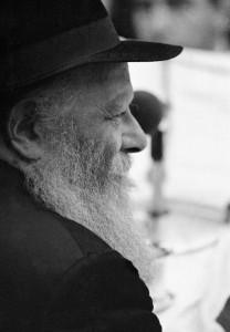 Rabijn Schneerson. Foto: JEM/The Living Archive