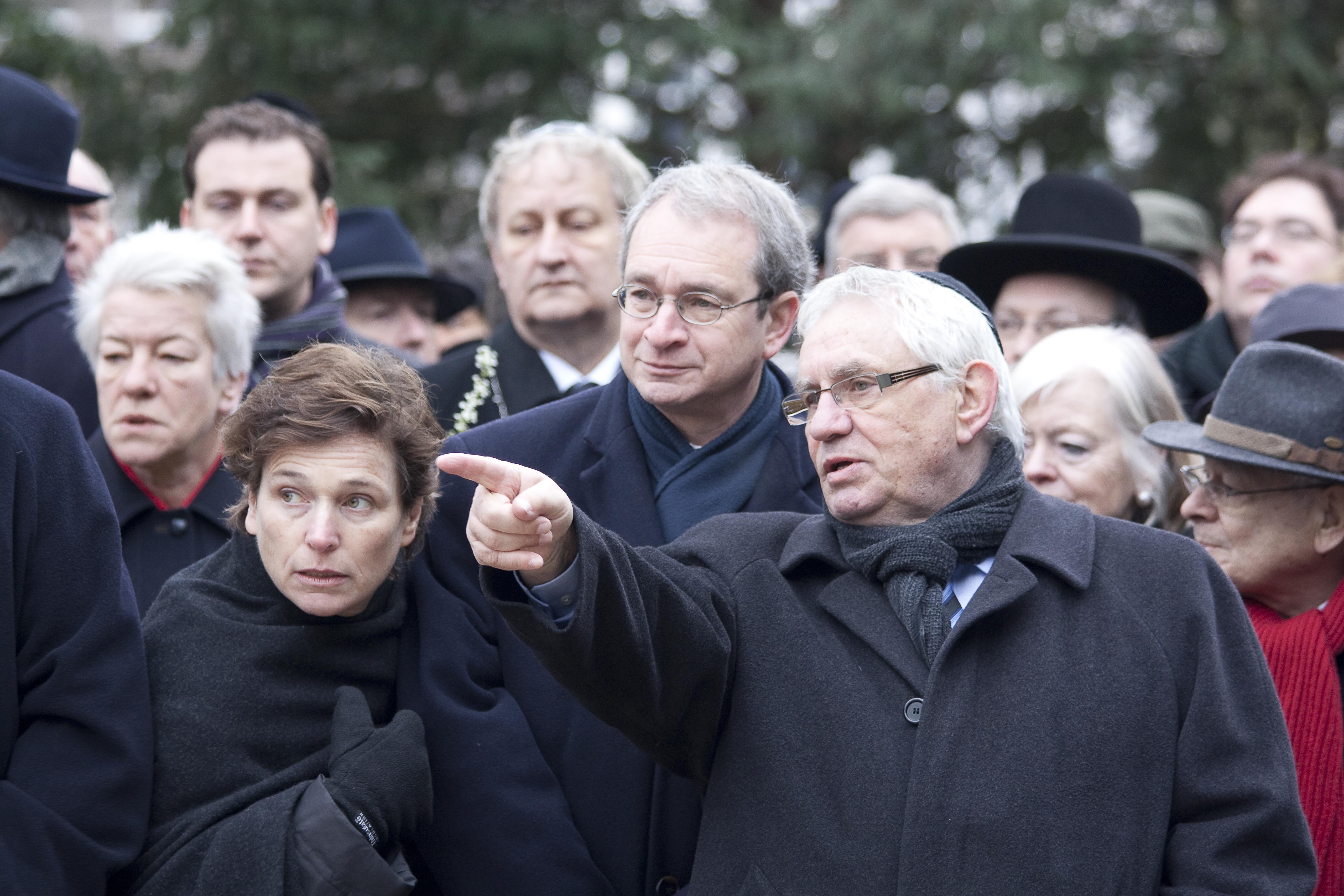 Jacques Grishaver_Auschwitz herdenking_2013