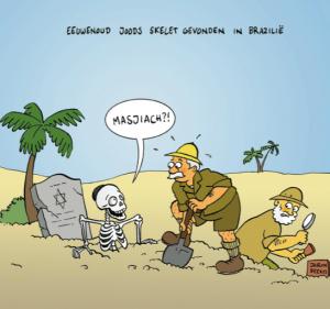 Joods skelet