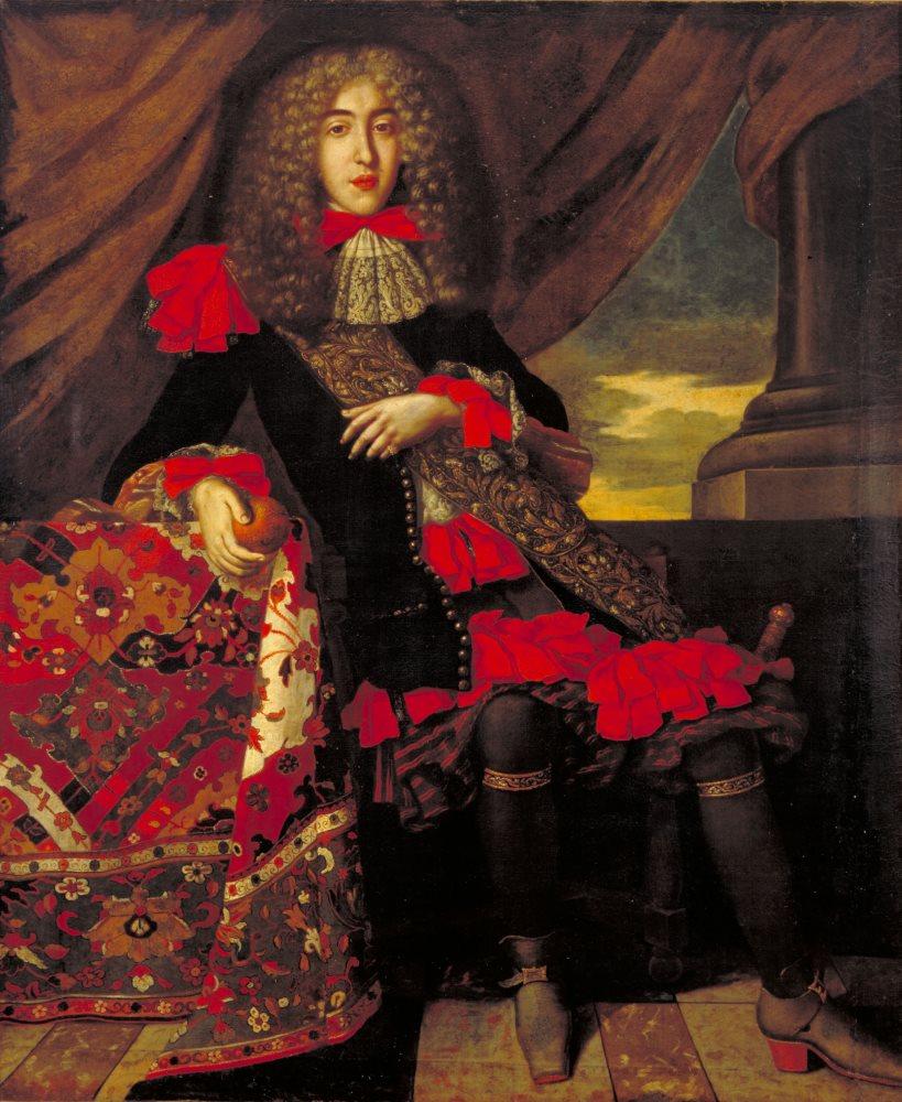 Geschilderd door: Nicolaas Maes, Collectie: Amsterdams Historisch Museum