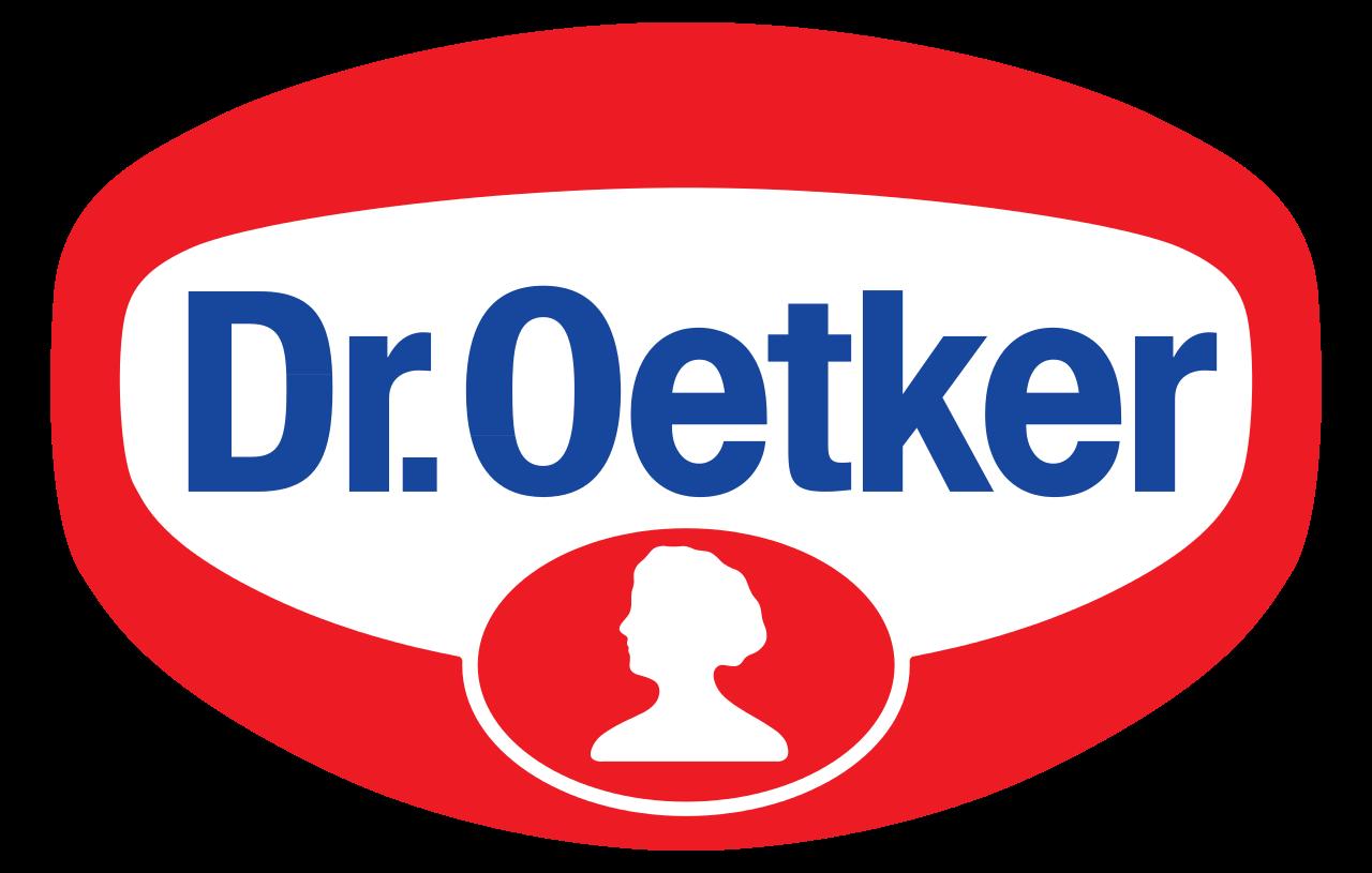 Logo van het familiebedrijf Dr. Oetker. Foto: Wikipedia