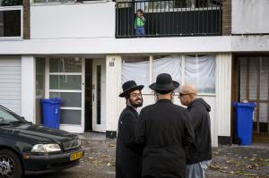 Orthodoxe Joden Buitenveldert. Foto:Marc Driessen/ Hollandse Hoogte